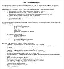 Free Business Plan Templates Word Business Plan Template Word Doc Business Plan Templates 43 Examples