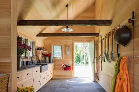 shed lighting ideas. Inside Garden Shed Ideas Lighting Farmhouse With Tall Ceilings Wall Hooks Wood Cabinets
