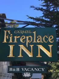 Lu0027Auberge Carmel Breakfast Can Be Served In The Enclosed Carmel Fireplace Inn