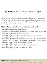 Analytics Resumes Thumbnail Clinical Data Manager Resume Work Entry Level Bar