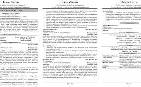 How To Write Federal Resume Federal Resume Sample How To Write After Graduating Graduate School 35