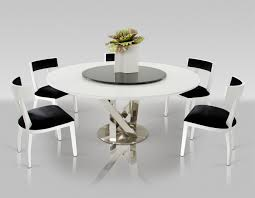 modern round dining room table – home decor gallery ideas