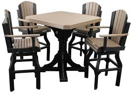 bar table set outdoor height and chair sets chairs breakfast bunnings pub for archived on furniture