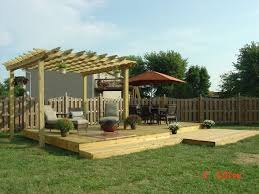 Small Picture Best 25 Low deck designs ideas on Pinterest Low deck Backyard