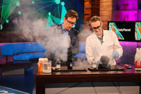 carbon tower from table sugar dehydration by sulfuric acid jeffrey vinokur discovery channel you