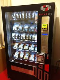 Hardware Vending Machine Beauteous What Vending Machines For Network Cables Hardware CRN Australia
