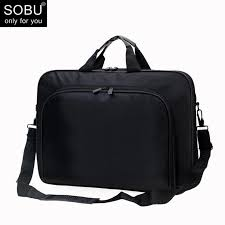 Polyester Men <b>Briefcases</b> Light Business Messenger Bags Men ...