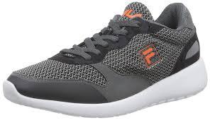 fila men s shoes. fila firebolt f men\u0027s low-top sneakers grey - grau castlerock shoes trainers,fila men s
