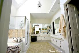 Bathroom Remodeling Baltimore Magnificent Beaux R'eves Glam Master Bath Remodel