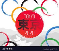 Tokyo 2020 background