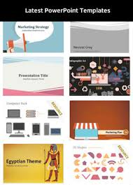 Modern Powerpoint Template Free Home Powerpoint Templates