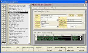 Microsoft Office Access Templates Ms Access Customer Database Template Under Fontanacountryinn Com