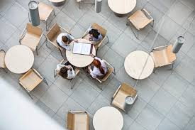 office canteen. Delighful Office Download High Angle View Of Businesswomen Doing Paperwork In Office Canteen  Stock Photo  Image Of Intended