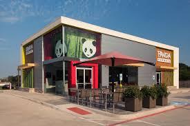 Fast Food Restaurant Building Designs Panda Express Restaurant Restaurant Exterior Design