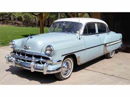 1954 Chevrolet Bel Air for Sale | ClassicCars.com | CC-869276