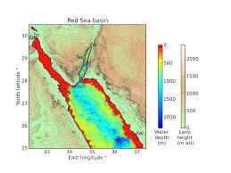 Crossing The Red Sea At Aqaba No
