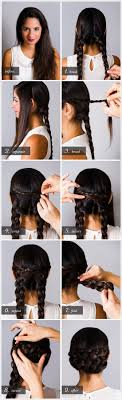 Hairstyles For School Step By Step 15 Simple And Cute Hairstyle Tutorials