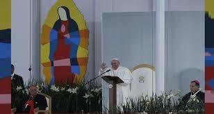 Resultado de imagen para francisco y jovenes en morelia