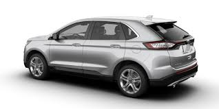 2019 Ford Edge Color Chart What Colors Does The New 2018 Ford Edge Come In