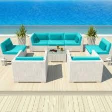 Outdoor White Wicker Furniture Outdoor Furniture Balcony Rattan White Resin Wicker Outdoor Furniture