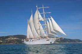 Star Flyer Tall Ship Tales Luxury Sailing With Star Clippers