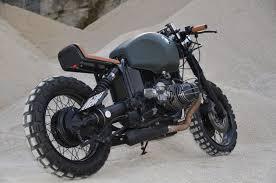 bmw r80 scrambler by the bike maker bikebound