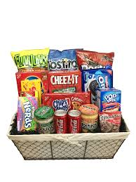 junk food snacks. Simple Food Jumbo Junk Food Gift Basket With Snacks F
