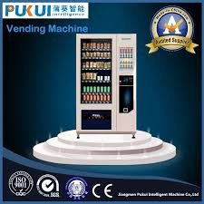 Snack Vending Machines With Card Reader Fascinating China New Product Custom Automatic Cigarette Snack Vending Machine