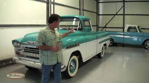 1959 Chevrolet Apache Truck - MyRod.com - YouTube