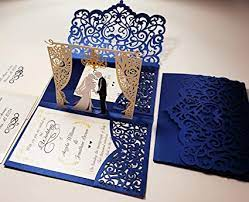 Discover hundreds of affordable designs made just for you. Amazon Com Wedding Invitations With Envelopes Customized Invite And Rsvp Options Available Health Personal Care