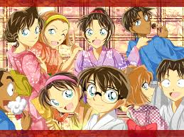 Detective Conan Kaito Kid X Shinichi Fanfiction Lemon - KIDRIZI