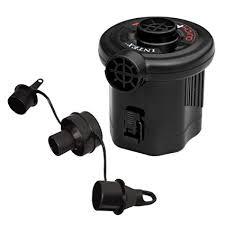 intex air mattress pump. Brilliant Intex Intex QuickFill Battery Air Pump 6 Ccell Battery Max And Mattress T