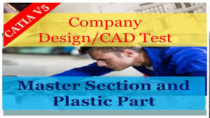 Plastic Part Design Interview Questions Master Section In Plastic Part Design Company S Cad Test 2 Automotive Design Training Isopara
