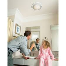 broan bathroom fans light and heater cheap panasonic broan round 100 cfm exhaust bathroom fan light