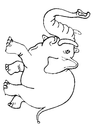 Small Picture Elephant coloring Free Animal coloring pages sheets Elephant