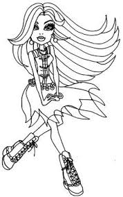 Monster High Mermaids Coloring Pages Fresh 202 Best ✠Colouring