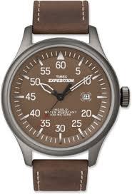 timex stainless steel field watch men s rei com