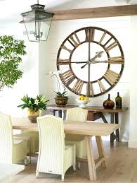 transitional wall decor large clocks wall decor lovely brass wall clocks decorating ideas images in dining