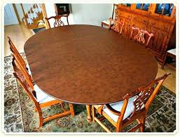 Dining Room Table Protective Pads Awesome Design Ideas