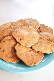 vegan buckwheat banana pancakes