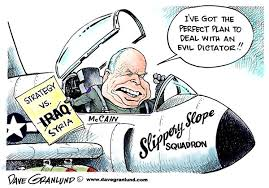 Image result for John McCain IN SYRIA CARTOON