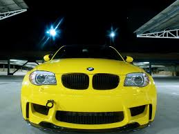 BMW Convertible southern california bmw : 2012 BMW 1-Series M Coupe Dakar Yellow Review - Top Speed