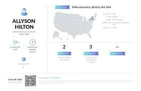 Allyson Hilton, (716) 931-9700, 10 Randwood Ln, Buffalo, NY | Nuwber