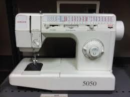 Singer Sewing Machine 5050 Manual