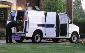 2002 Chevrolet Express Cargo - Information and photos - ZombieDrive
