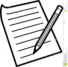 writing paper clipart clipground writing paper clipart