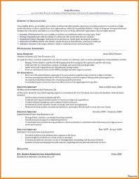 Executive Assistant Sample Resume Download Executive Administration Sample Resume Administrative 2