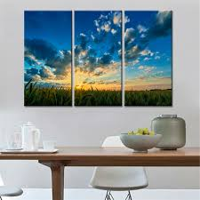 Simple Painting Simple Scenery Painting Promotion Shop For Promotional Simple