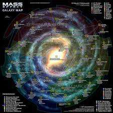 mass effect galaxy map by otvert on deviantart