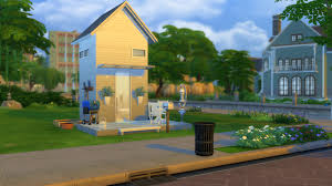 Small Picture Tips for Building Tiny Houses in The Sims 4 SimsVIP